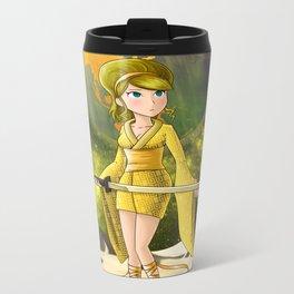 Moon Princess Metal Travel Mug