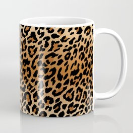 leopard pattern Coffee Mug