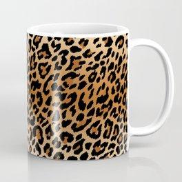 leopard pattern Kaffeebecher