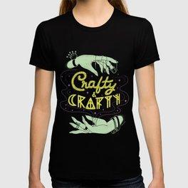 Crafty & Crafty T-shirt