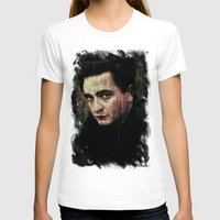 johnny cash T-shirts featuring Cash by Sirenphotos