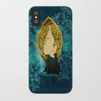 sailing iPhone & iPod Cases featuring Sailing by Elsa Herrera-Quinonez