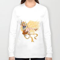 sailor venus Long Sleeve T-shirts featuring Sailor Venus by Teo Hoble