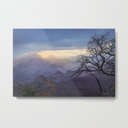 Breaking the Silence Metal Print