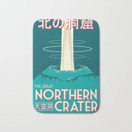 Final Fantasy VII - Great Northern Crater Bath Mat