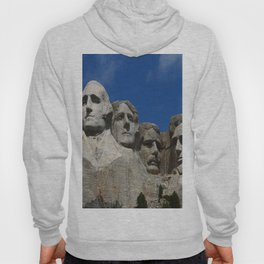 Four Former U S Presidents Hoody