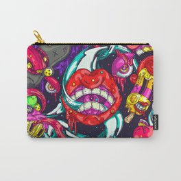 SEXY PSYCO LOOPING_1 Carry-All Pouch