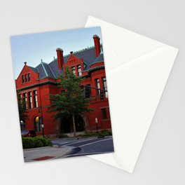 Old City Hall Building Stationery Cards