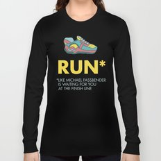 Funny quotes Long Sleeve T-shirt