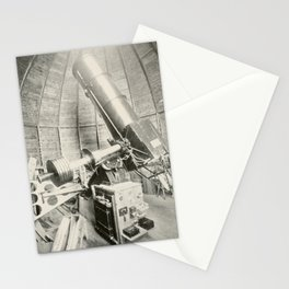The Adolfo Stahl lectures in astronomy (1919) - The 37-inch Mills Reflector, Santiago, Chile Stationery Cards