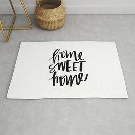 Home Sweet Home Rug