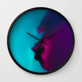Twilight Lover Wall Clock