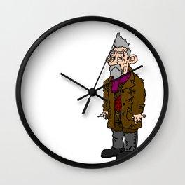 The War Doctor Wall Clock