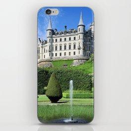 Dunrobin Castle  iPhone Skin