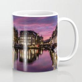Hamburg Christmas Market Coffee Mug