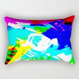 Captain Falcon Rectangular Pillow