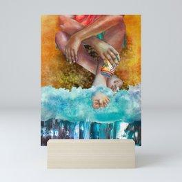 La medicina Mini Art Print