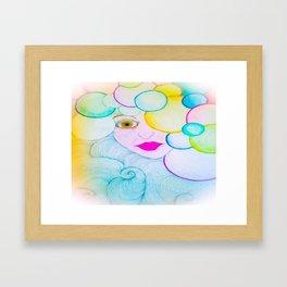 BrightFuture Framed Art Print