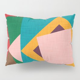 Kilim flower Pillow Sham