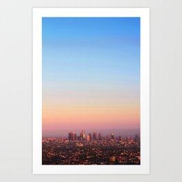 This.IS.LA Art Print
