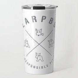 LARPBO Hipster Travel Mug
