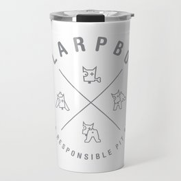 LARPBO Hipster Travel Mug
