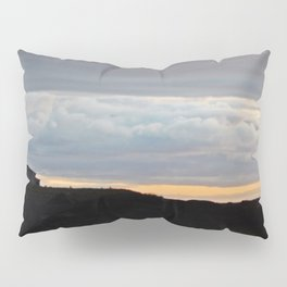 The Edge of Land Pillow Sham