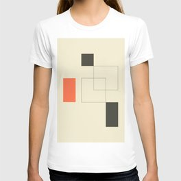 Geometric Abstract Art T-shirt