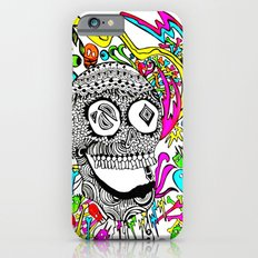 The Candy Skull Slim Case iPhone 6s