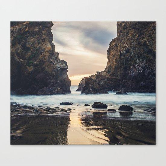 When Ocean Dreams Canvas Print