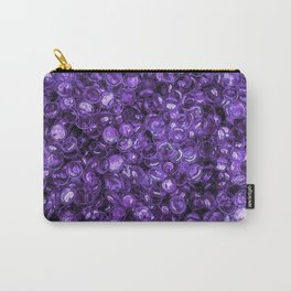 Pebbles By The Sea Carry-All Pouch