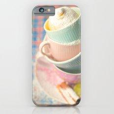 Teacup tower iPhone 6s Slim Case