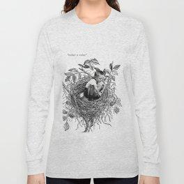 echar a volar Long Sleeve T-shirt