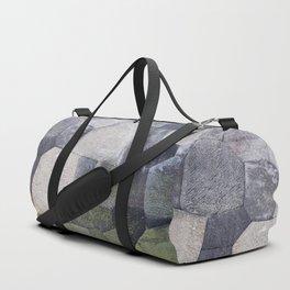 An imperial wall Duffle Bag