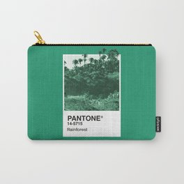 PANTONE SERIES – RAINFOREST Carry-All Pouch