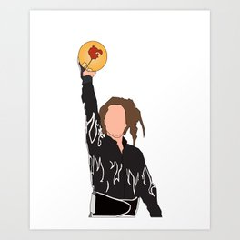 Big Ern Art Print