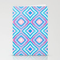 lucy Stationery Cards featuring Lucy by Jacqueline Maldonado