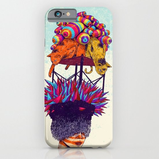 Full head iPhone & iPod Case