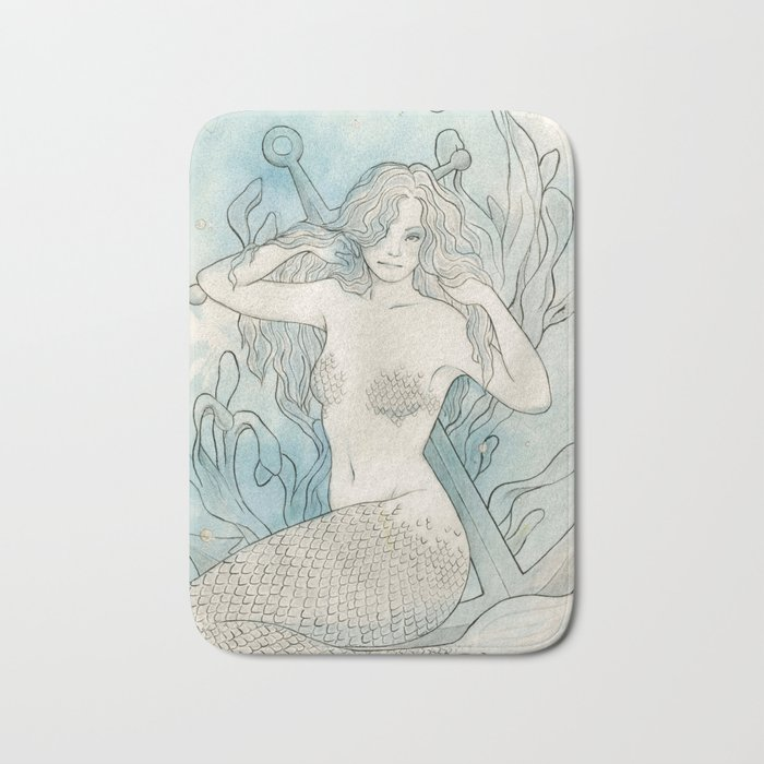 the deep Bath Mat