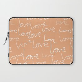 Love doodles Laptop Sleeve