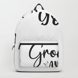 Tote Bag Groceries and Dry Goods Backpack