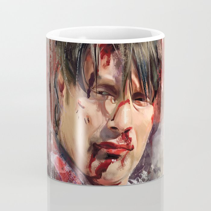 Epistaxis Coffee Mug