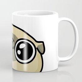 Mochi the pug loves you Coffee Mug