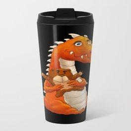 Baby Dragon Metal Travel Mug