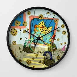 Emma birf! Wall Clock