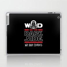 WOD On The Dark Side We Have Cookies Laptop & iPad Skin
