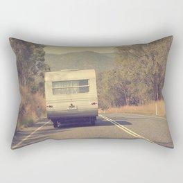Grey Nomads Rectangular Pillow