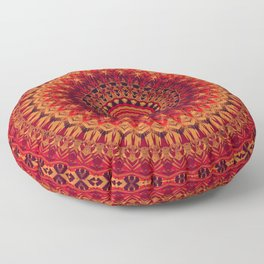 Mandala 261 Floor Pillow