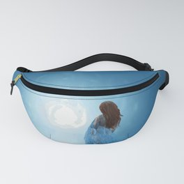 Walking in the light of freedom Fanny Pack