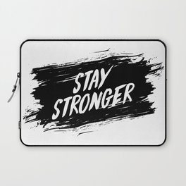 Stay Stronger Laptop Sleeve
